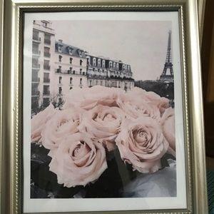 Eiffel Tower wall art8x10